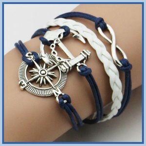 Jewelry - Multi layered nautical bracelet
